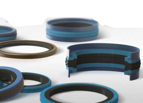 Types Of Piston Seals : Hydraulic piston seals sizes catalogue suppliers in dubai uae