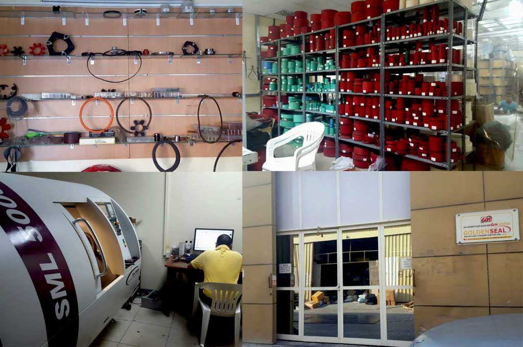 Dubai, UAE, Manufacturer / Wholesaler and Supplier of Custom Rubber Seals and Rubber Parts