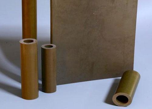 40% Bronze Filled PTFE Tube