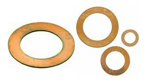 COPPER SHIMES WASHER