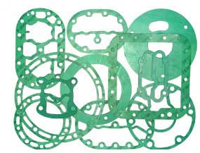 CUSTOMIZED SPECIAL AND STANDARD FLANGE GASKETS FROM VARIOUS MATERIALS