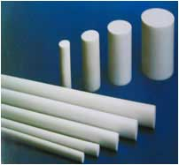 PTFE EXTRUDED RODS & TUBES