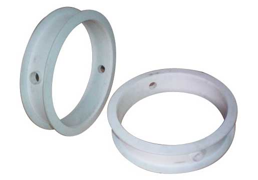 PTFE-bellow for BUTTERFLY VALVES
